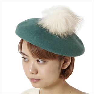 [オーバーライド]OR Lambs Wool Basque Beret
