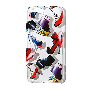 FUDGE presents ネイルBOOK Dress - shoe CASE for iPhone 6/6s