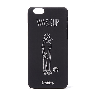 [ペイントアンドサプライ]Paint & Supply iPhone Case WASSUP for iPhone6/6s