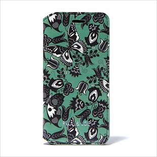 [ポールアンドジョー]PAUL & JOE COLLECTION Papillon Booktype Case for iPhone 6/6s