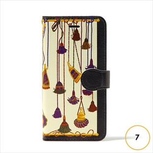vikka manipuri case collection tassel diary for iPhone 7