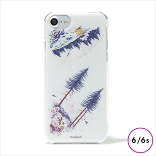 vikka manipuri case collection forest for iPhone 6/6s