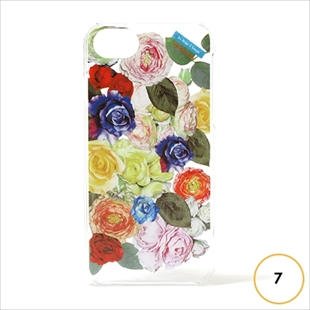 les Briqu'a braque case collection Rose garden for iPhone 7