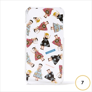 les Briqu'a braque case collection MATRIOCHKA girls for iPhone 7