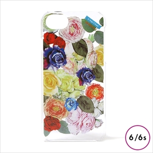 les Briqu'a braque case collection Rose garden for iPhone 6/6s