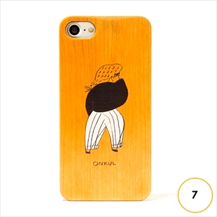 Wood pants for iPhone 7