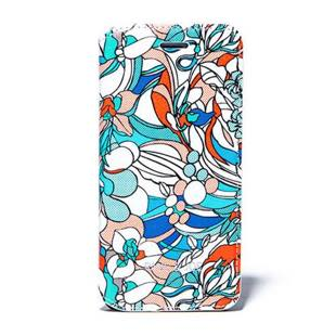 PAUL & JOE COLLECTION Booktype Case FLORAL for iPhone 6/6s