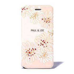 PAUL & JOE COLLECTION Booktype Case CHRYSANTHEMUM for iPhone 6/6s