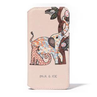 PAUL & JOE COLLECTION Booktype Case Elephant for iPhone 6/6s