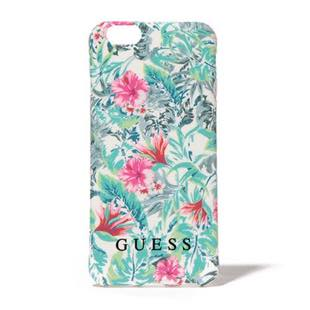 GUESS SPRING - Hard Case - JUNGLE  for iPhone  6/6s