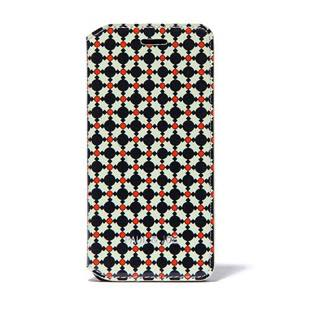 PAUL & JOE COLLECTION Tie Print Booktype Case for iPhone 6/6s