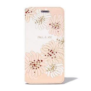 PAUL & JOE COLLECTION CHRYSANTHEMUM Booktype Case for iPhone 7 Plus