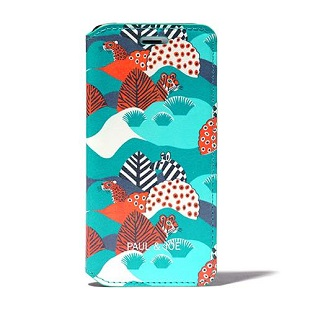 PAUL & JOE COLLECTION Jungle Booktype Case for iPhone 7