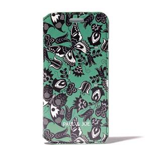 PAUL & JOE COLLECTION Papillon Booktype Case for iPhone 7