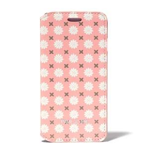 PAUL & JOE COLLECTION Micro Flowers Booktype Case for iPhone 7