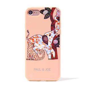 PAUL & JOE COLLECTION Elephant Soft Case for iPhone 7