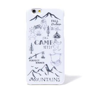 BLUEWHITE The CAMP mono for iPhone 6/6s