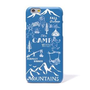 BLUEWHITE The CAMP MATBLUE for iPhone 6/6s