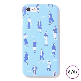 [ファッジホリデーサーカス]FUDGE Holiday Circus FUDGE GIRL NIGHT for iPhone 6/6s