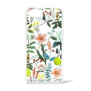 RIFLE PAPER CO. Clear Herb Garden for iPhone 7 Plus