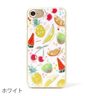 FLOWERRING JUICY FRUITS for iPhone 7/6s/6
