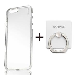 CAPDASE Crystal Jacket Air05 Clear for iPhone 7