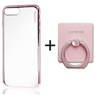 CAPDASE Soft Jacket Verge Clear for iPhone 7