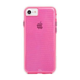Case-Mate Tough Translucent case Clear/Pink for iPhone 8 / 7 / 6s / 6