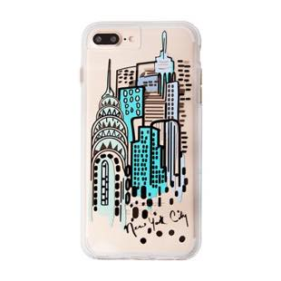 Case-Mate Naked Tough City Print NY City View for iPhone 7 Plus / 6s Plus / 6 Plus