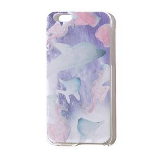 FUDGE presents ネイルBOOK Fish Mansion CASE for iPhone 6/6s