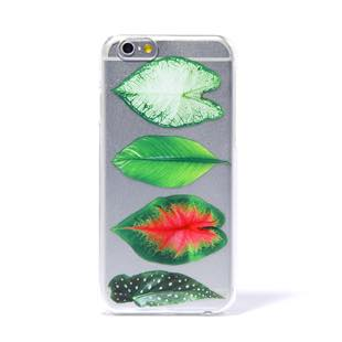 植物 Terrarium collection Beautiful leaf for iPhone 6/6s