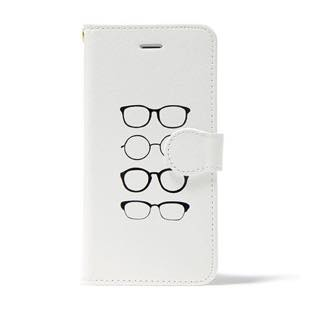 OnKuL Original Case white めがね  for iPhone 8 / 7