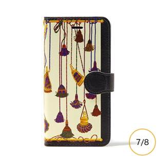 vikka manipuri case collection tassel diary for iPhone 8 / 7