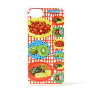 les Briqu'a braque case collection fruit plate  for iPhone 6/6s