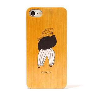 OnKuL Original Case Wood pants for iPhone SE/5s/5