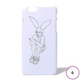 PANIC JUNKIE Bunny boy White for iPhone6/6s
