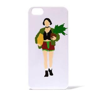 PANIC JUNKIE Mathilda for iPhone 5/5s/SE