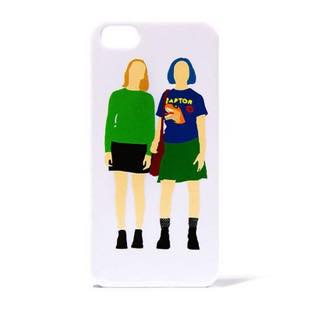 PANIC JUNKIE  Enid & Rebecca for iPhone 5/5s/SE