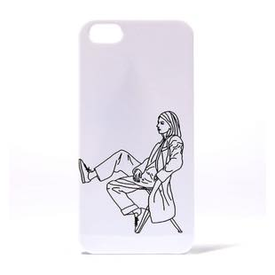 PANIC JUNKIE Sophia mono for iPhone5/5s/SE