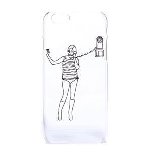 PANIC JUNKIE Edie Clear for iPhone5/5s/SE