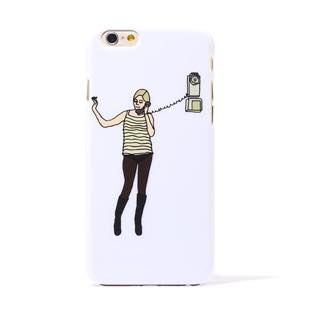 PANIC JUNKIE Edie White for iPhone5/5s/SE