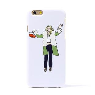 PANIC JUNKIE Pennie White for iPhone5/5s/SE