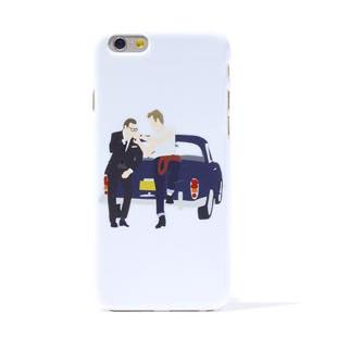 PANIC JUNKIE George & Carlos White for iPhone 5/5s/SE