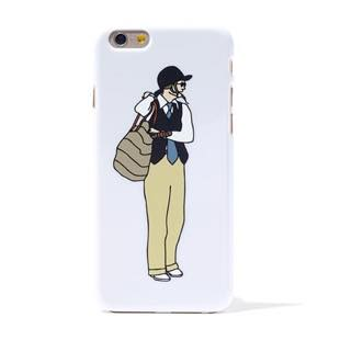 PANIC JUNKIE Annie White for iPhone6/6s