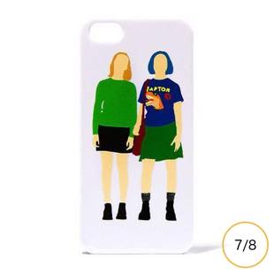 [パニックジャンキー]PANIC JUNKIE  Enid & Rebecca for iPhone 8/7