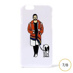 [パニックジャンキー]PANIC JUNKIE Marc take the dog for a walk for iPhone 8/7