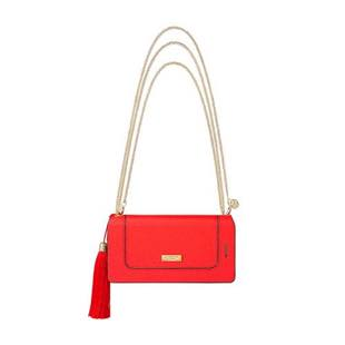"GRAMAS FEMME Bag Type Leather Case ""Sac"" Red for iPhone 6/6s"