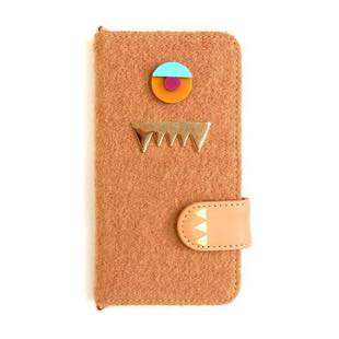 ACCOMMODE iPhone Case GUILLAUME Beige for iPhone 6/6s