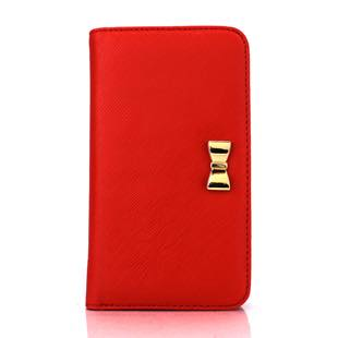 Fantastick Wallet Case Ribbon Red for iPhone7