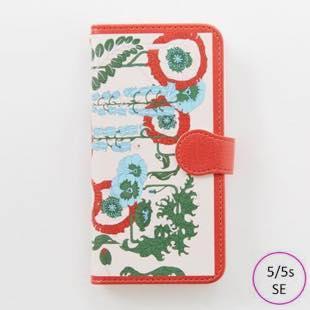 [ヴィカマニプリコレクション]vikka manipuri case collection lilybell diary for iPhone 5/5s/SE